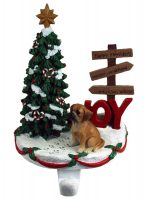 Puggle Stocking Holder Hanger