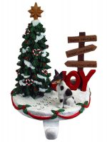 Rat Terrier Stocking Holder Hanger