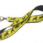 Rottweiler Lanyard Key Holder Badge Holder 1