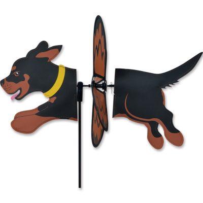 Rottweiler Wind Spinner