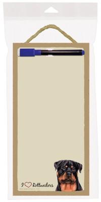 rottweiler_dog_wooden_memo_boards