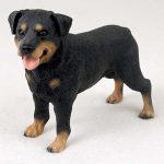 rottweiler_medium_dog_figurine