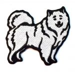 samoyed-iron-on-embroidered-patch