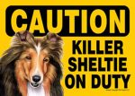 sheltie-caution-sign