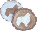 sheltie-coasters-wood