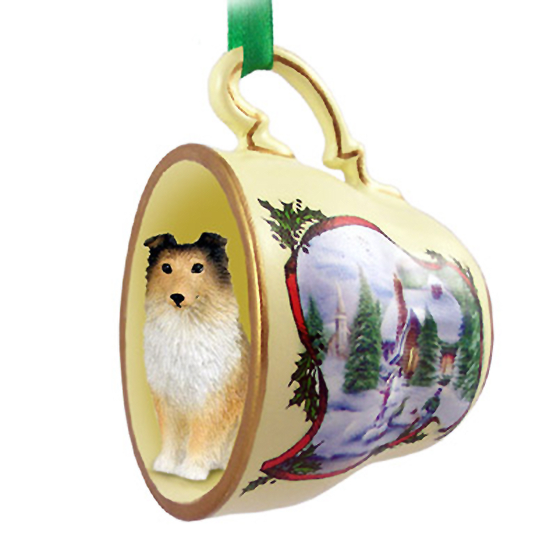 sheltie_sable_snowman_dog_ornaments