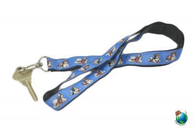 Shih Tzu Lanyard Key Holder Badge Holder 1