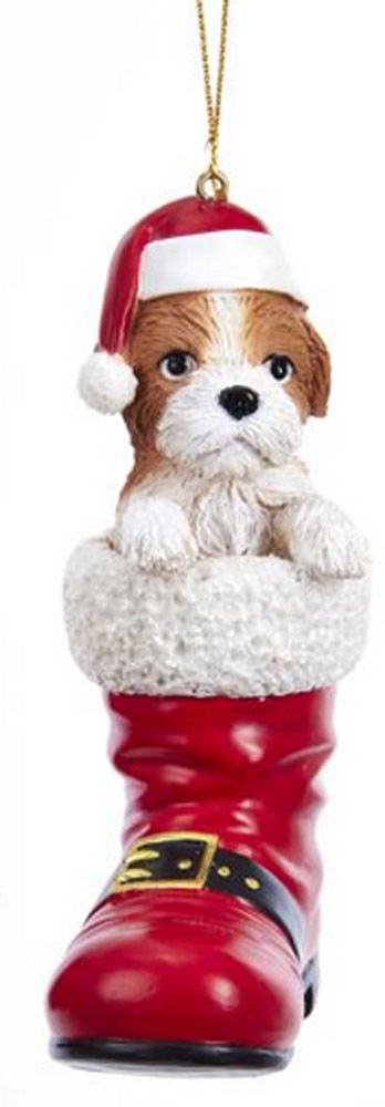 shih-tzu-santa-boot-ornament-brown