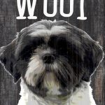 Shih Tzu Sign – You Had me at WOOF 5×10 1