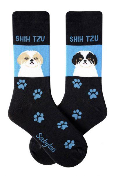 Shih Tzu Puppy Cut Socks