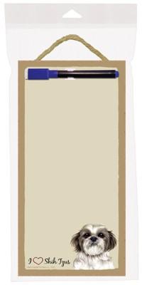 shih_tzu_puppy_dog_wooden_memo_boards
