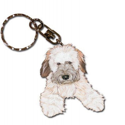 soft_coated_wheaten_wooden_keychain