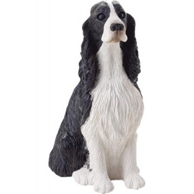 Springer Spaniel Figurine Hand Painted – Sandicast 1