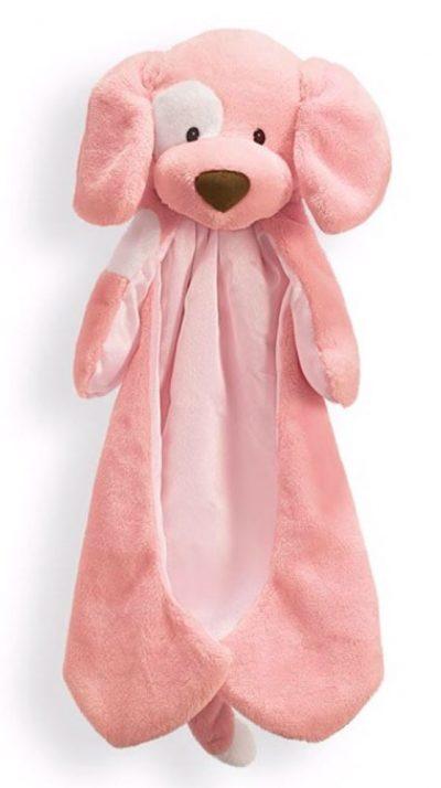 spunky-dog-stuffed-animal-huggybuddy-pink