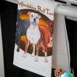 Staffordshire Bull Terrier Kitchen Hand Towel 1