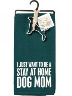 Dog Mom Towel & Cutter Set