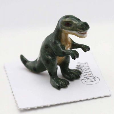 Tyrannosaurus Dinosaur Porcelain Figurine