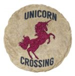 Unicorn Stepping Stone - Crossing