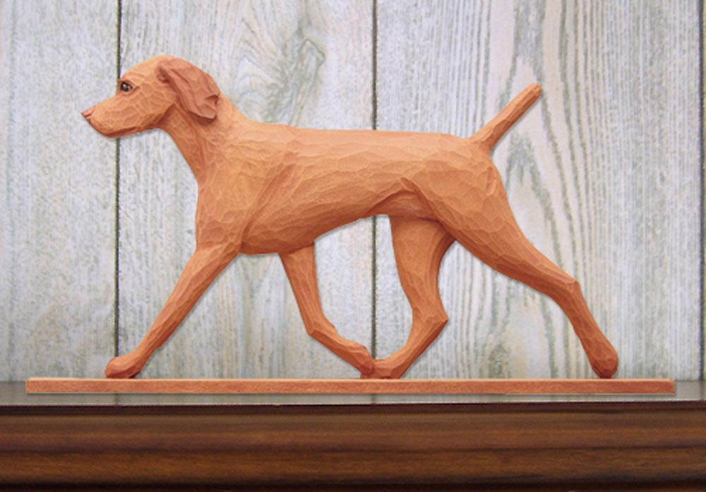 vizsla-figurine-plaque