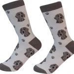 weimaraner-socks-es