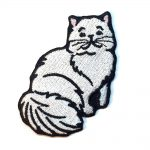 White Cat Patch