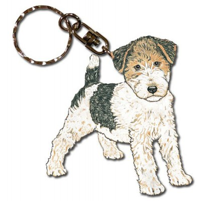 wire_fox_terrier_wooden_keychain