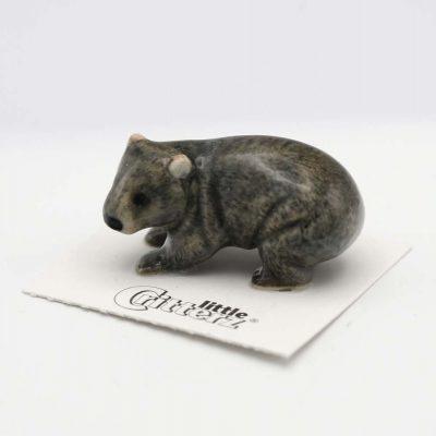Wombat Porcelain Figurine