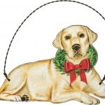 yellow-lab-wood-holiday-ornament