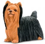 Yorkie Figurine Toy
