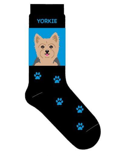 Yorkshire Terrier Socks